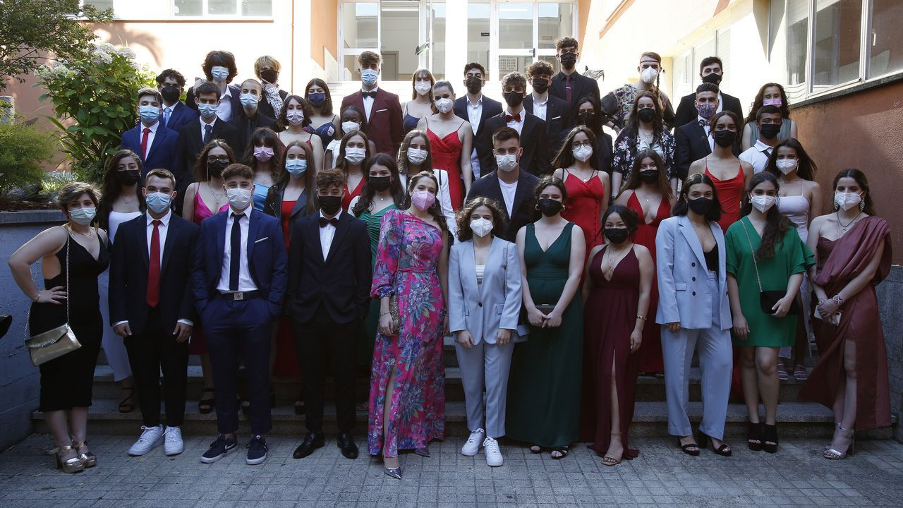 Graduaciones 2020-2021 en A Coruña