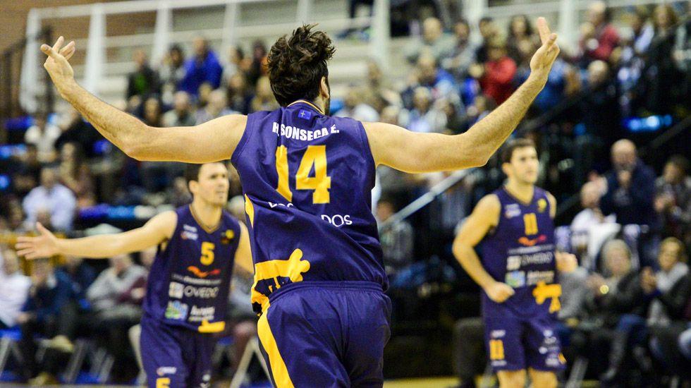 Jugadores del Unión Financiera Oviedo Baloncesto.Jugadores del Unión Financiera Oviedo Baloncesto