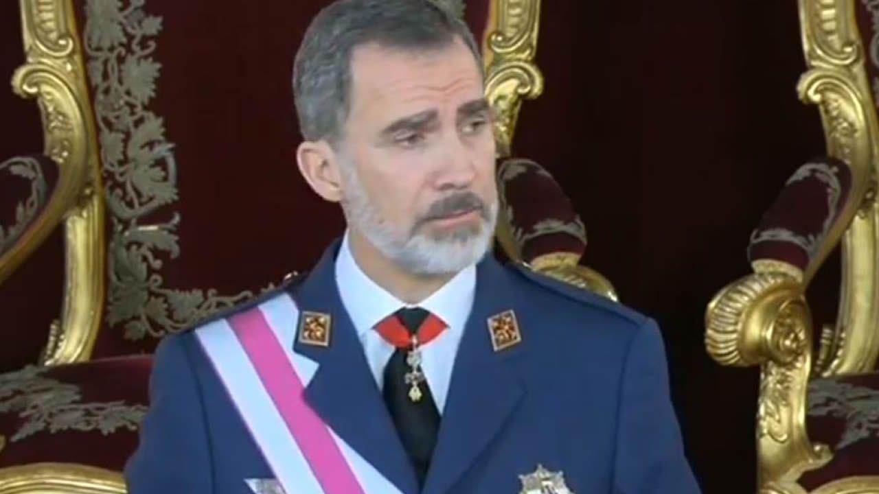 En Directo, Pascua Militar con el rey Felipe VI.La diputada de Coalición Canaria, Ana Oramas