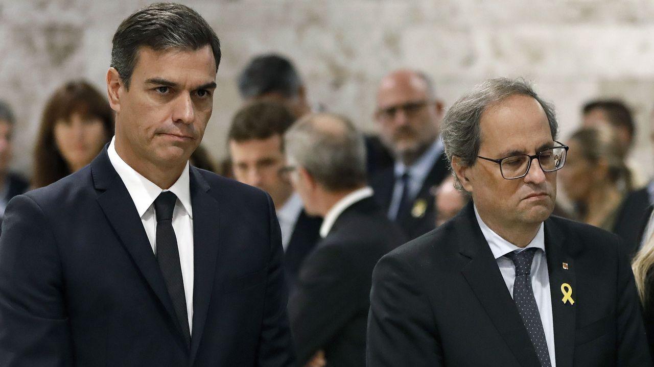 El Parlament rechaza la autodeterminación de Cataluña
