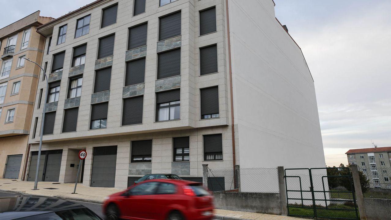 Piso en Celanova, a la venta que procede de los activos bancarios