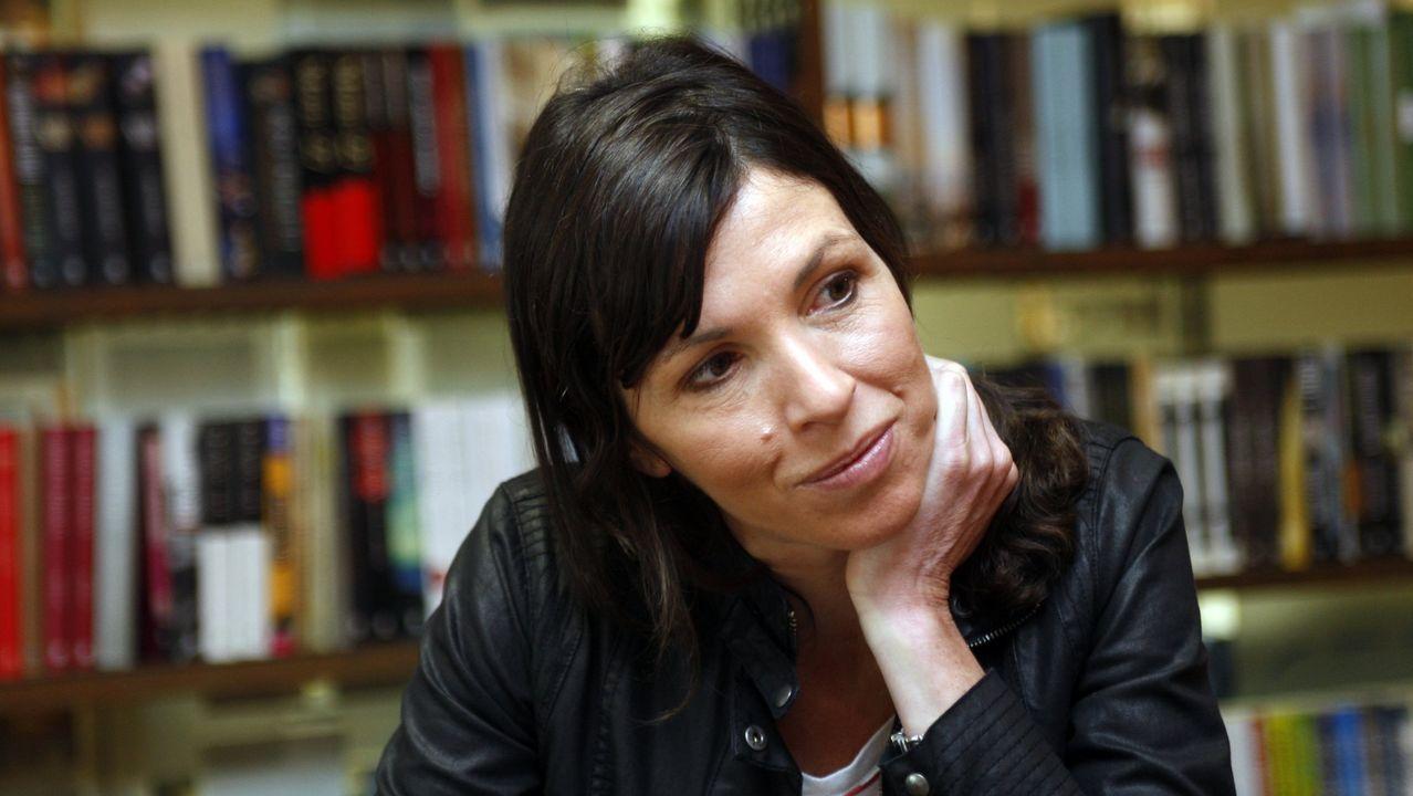 Rachel Cusk, autora de «Despojos», una novela sobre el divorcio