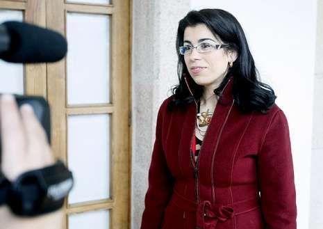 La jueza Sandra María Piñeiro, en una imagen de archivo.