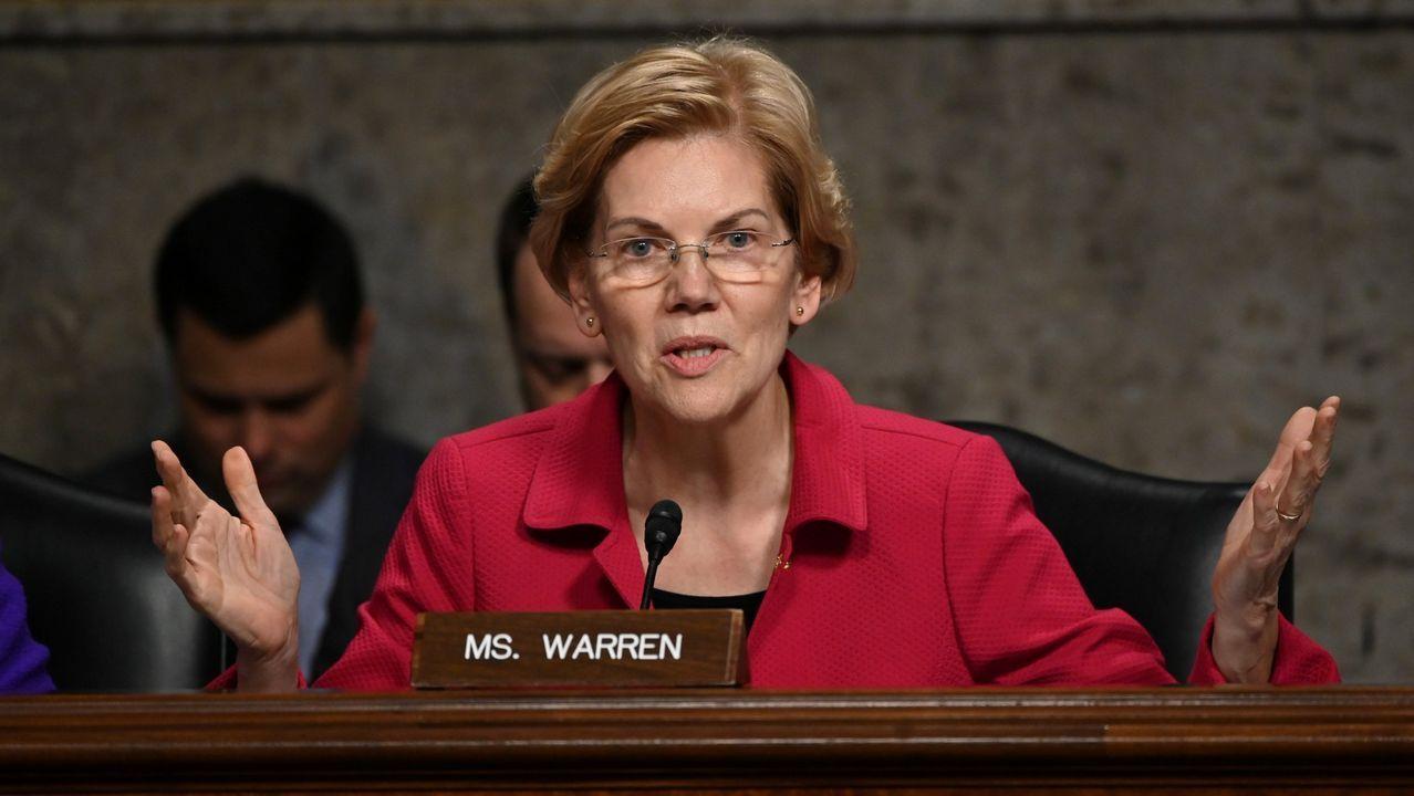 Liz Warren, de Pocahontas a azote de Trump