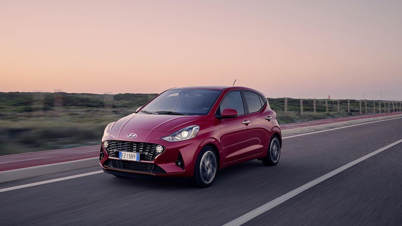 La nueva generación del Hyundai i10