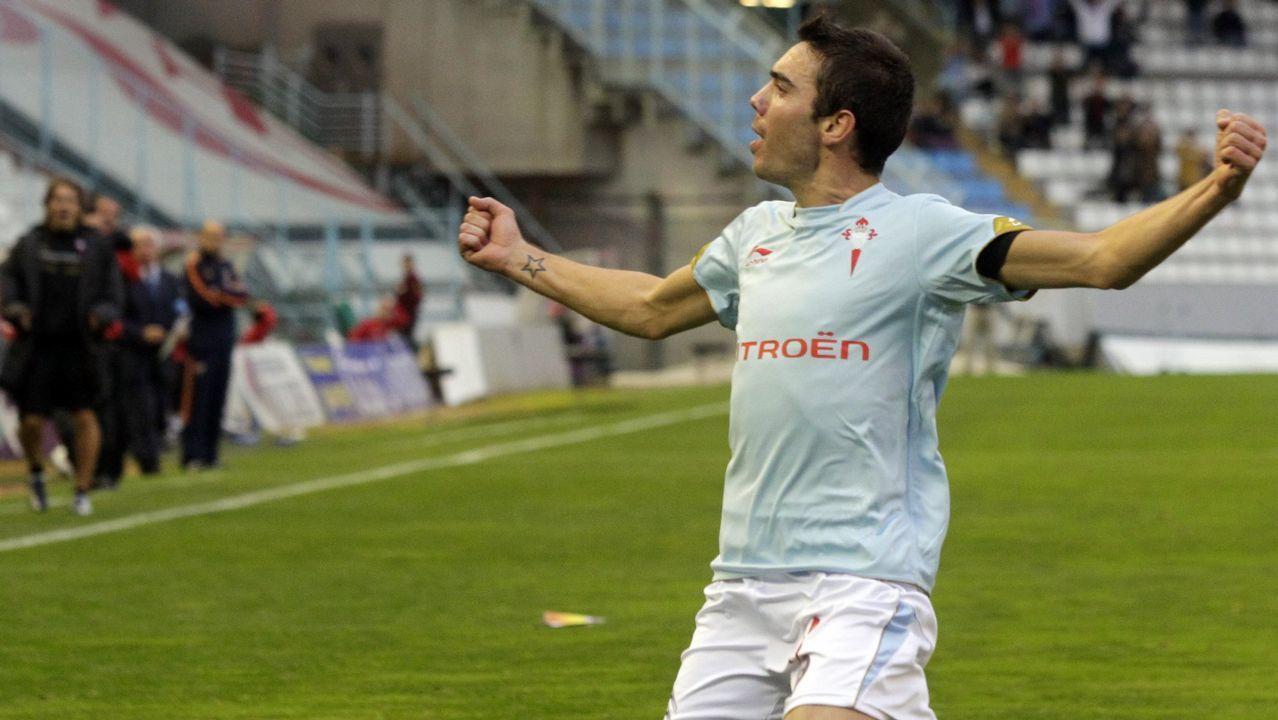 54 - Celta-Granada (1-1) el 23 de octubre del 2010