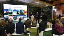 Presentación de las guías turísticas de Asturias en Fitur