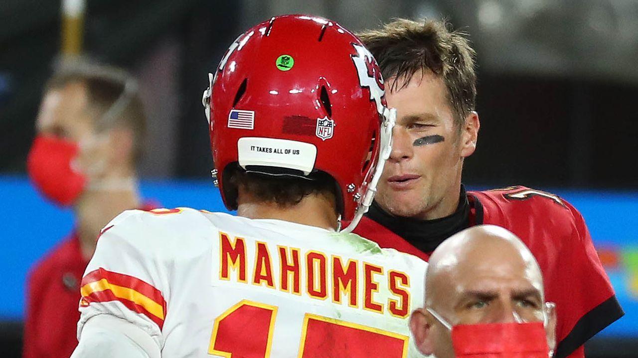 Los Buccaneers apabullan a los Chiefs en la Superbowl