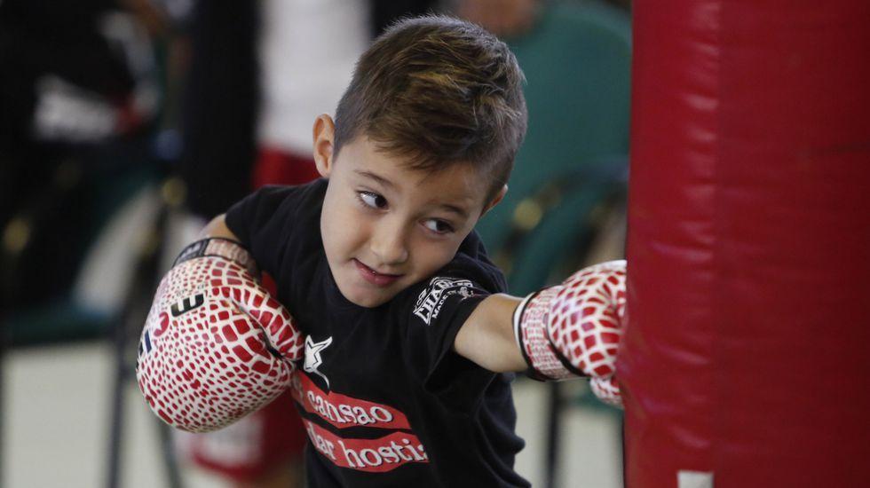 El futuro del boxeo nacional en Maceda