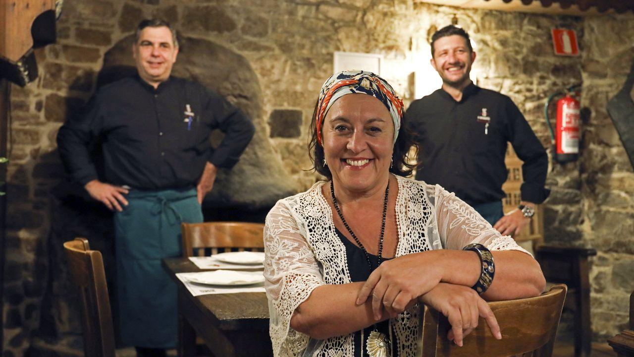 Milladoiro presentou este luns a xira por Galicia, que pretende sexa só un punto de inicio