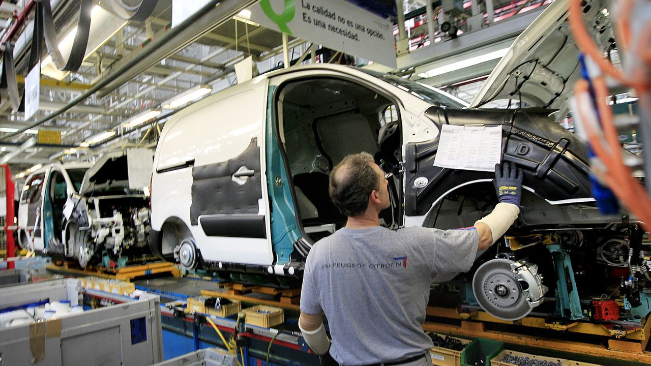 Las exportaciones de la industria de la automoción crecieron un 33,3 % respecto al pasado 2019