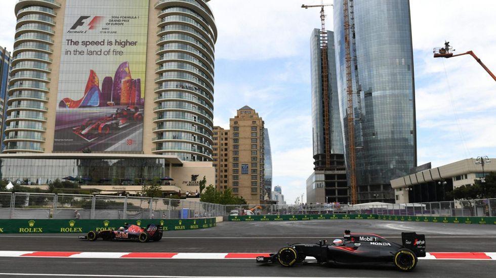 Gran Premio de Europa.Gran Premio de Europa