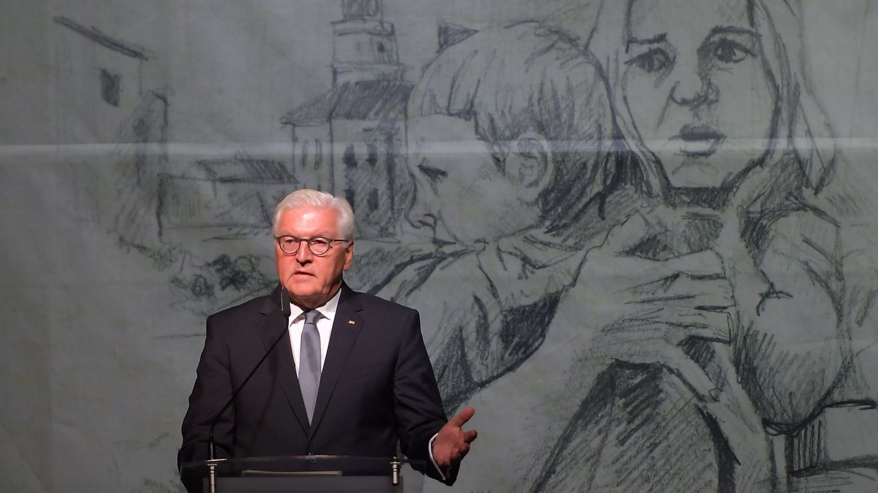 clase, aula, educación, Asturias, vuelta al cole.El presidente alemán, Frank Walter Steinmeier, pidió ayer perdón a las «víctimas de la tiranía alemana» en Wielun, la primera ciudad bombardeada por la Luftwaffe