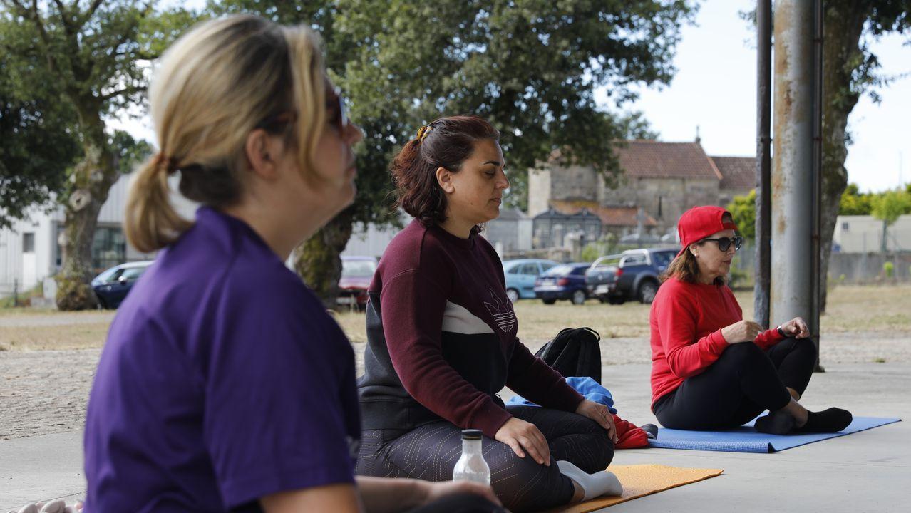 Feijoo en Os Peares, arranca la campaña electoral.El CIM Santa Águeda organiza un curso de relajación postconfinamiento