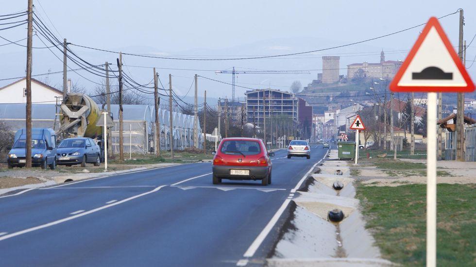 El tramo de carretera cuyo mantenimiento aún corresponde al Ayuntamiento