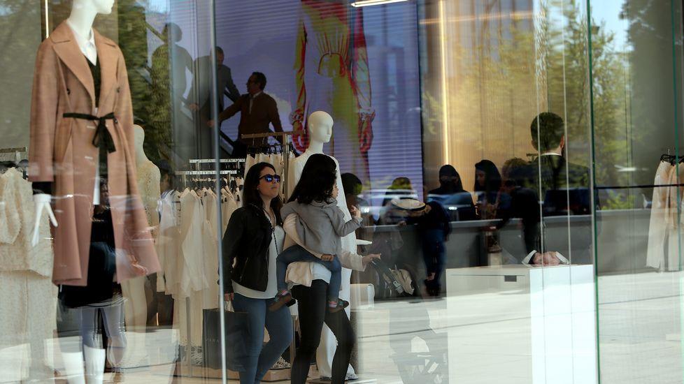 Así es por dentro la tienda de Zara más grande del mundo