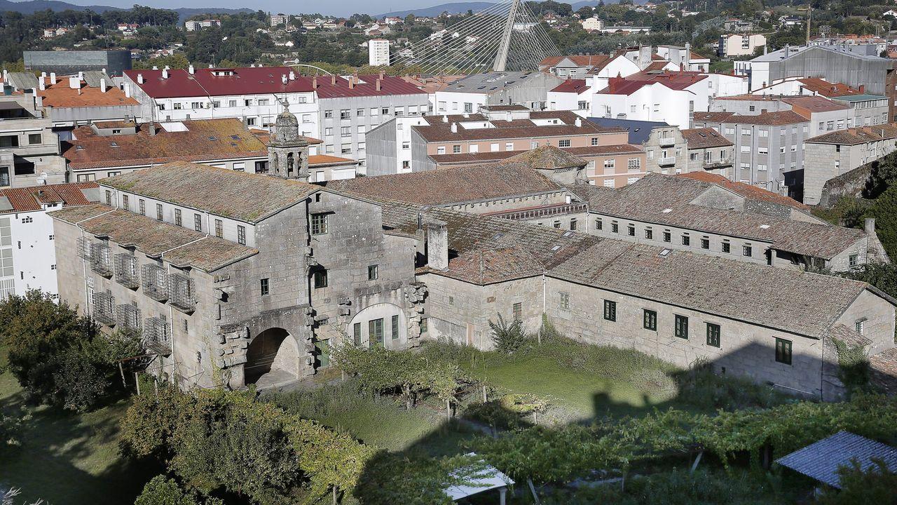 La compra del convento de Santa Clara es uno de los proyectos que finaciará la modificaciónde crédito