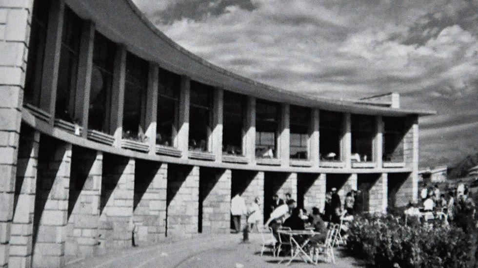 Las instalaciones de Llaranes (Avilés) y Perlora (Carreño) en el registro Docomomo Ibérico.Villa en Rodiezmo