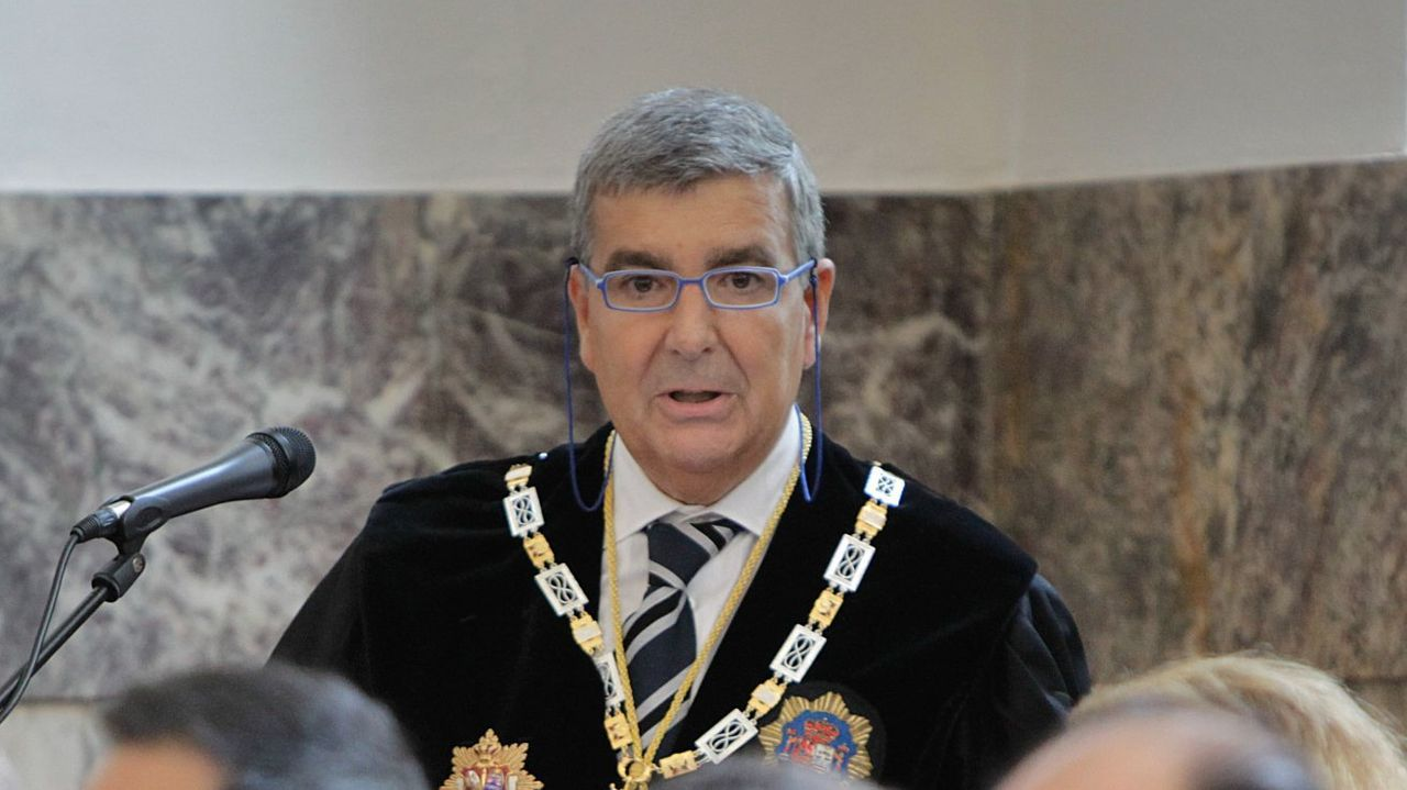 ELVIRA TEJADA DE LA FUENTE, FISCALA DE CRIMINALIDAD INFORMATICA.Juan Manuel Fernández es vocal del Consejo General del Poder Judicial