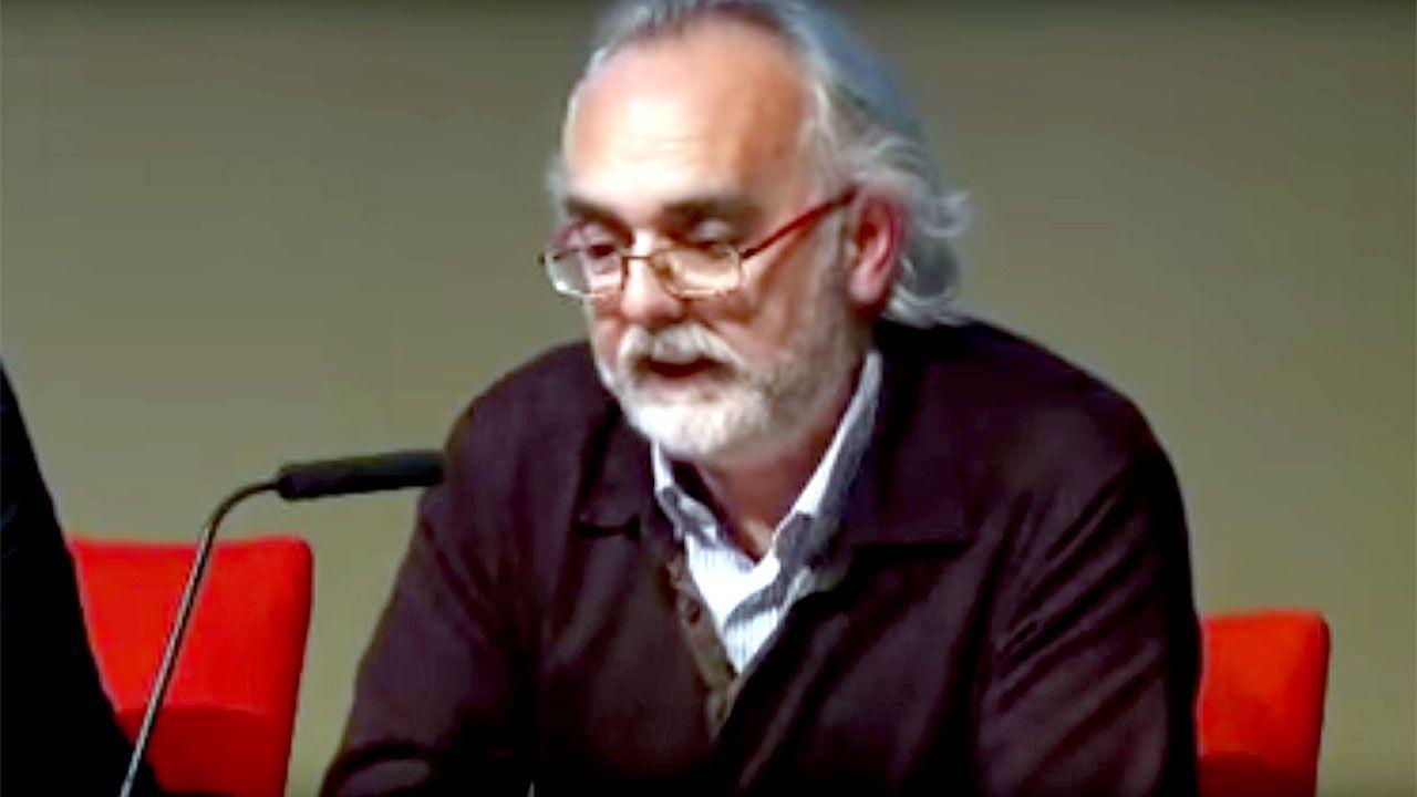 Eduardo Campomanes, coportavoz de Equo Xixón