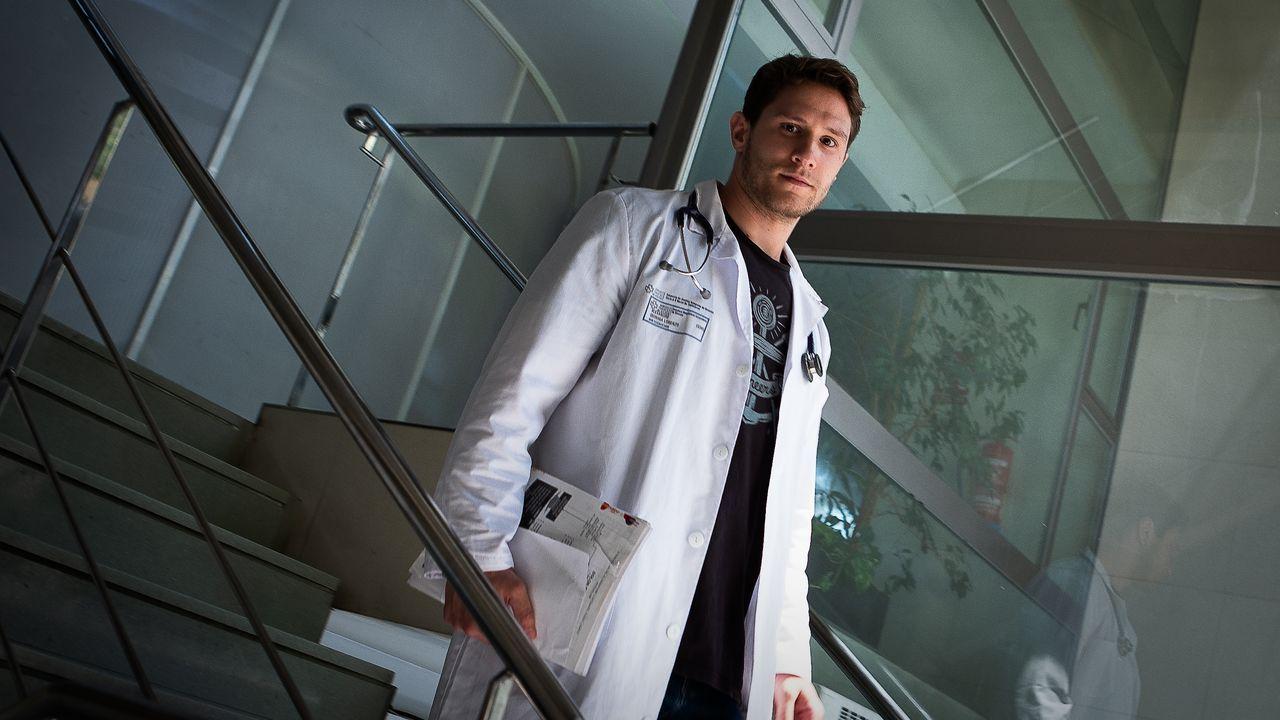 Alexandre comenzó medicina de familia en el CHUO