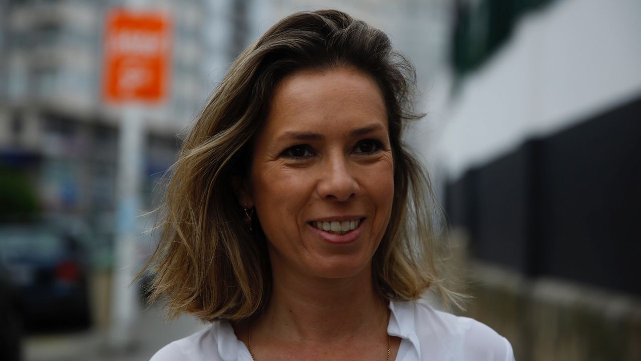 Gol Carol Gonzalez Real Oviedo Femenino Sporting Mareo.Mónica Martínez, candidata de Cs a las elecciones municipales de A Coruña y ya concejala electa