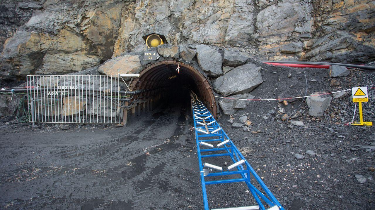Carbones La Vega explota ahora la mina