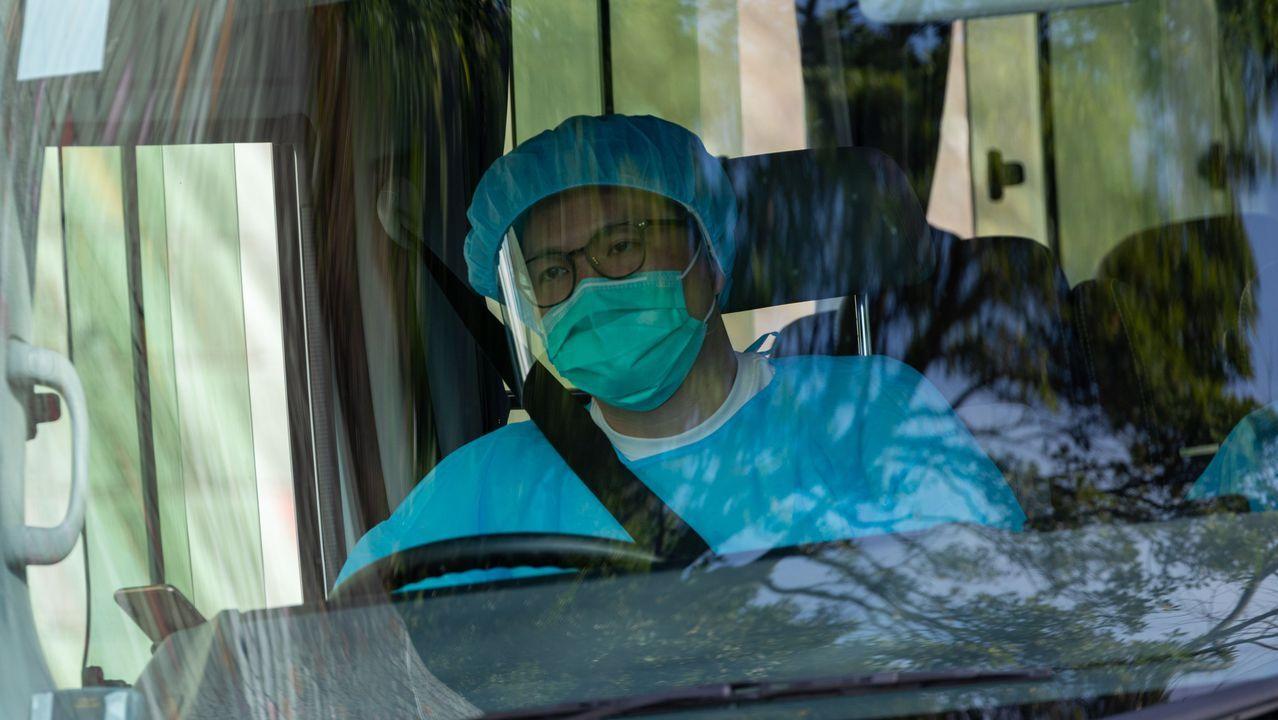 El gobierno de Hong Kong anunció que las personas que tenían contacto cercano con los dos pacientes confirmados de coronavirus de Wuhan en la ciudad estaban en cuarentena