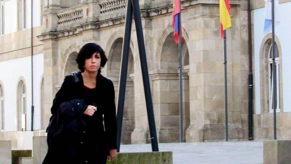 Pilar de Lara abandona la diputación