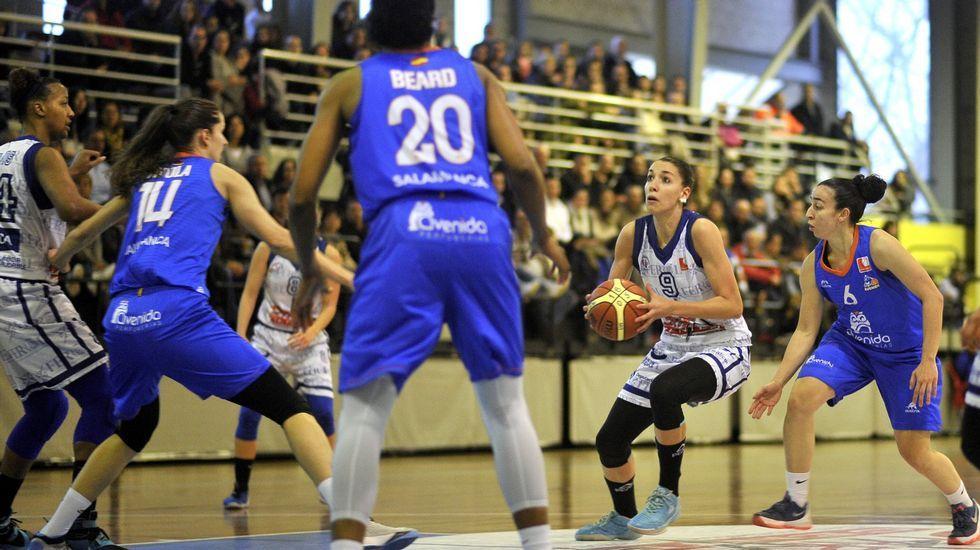 El equipo ferrolano sumó 11 victorias en la fase regular de la Liga Femenina