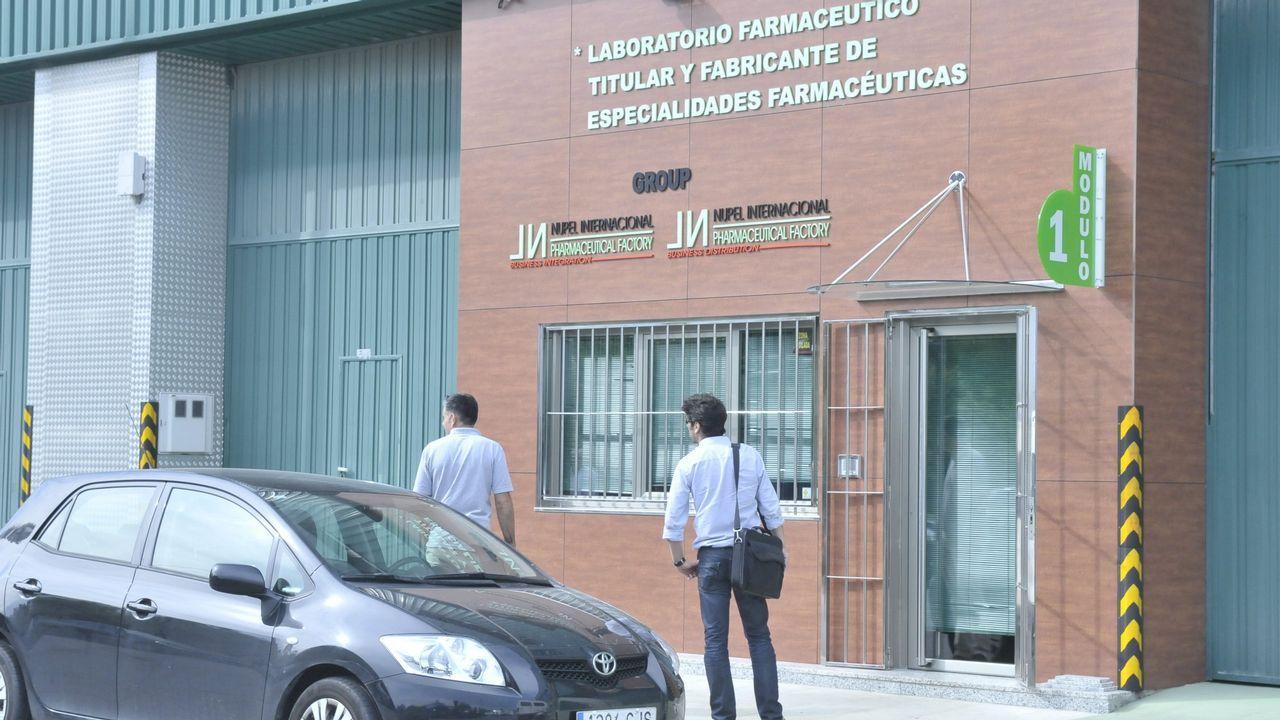 Registro ordenado por la jueza Estela San José en la empresa Nupel en el 2011