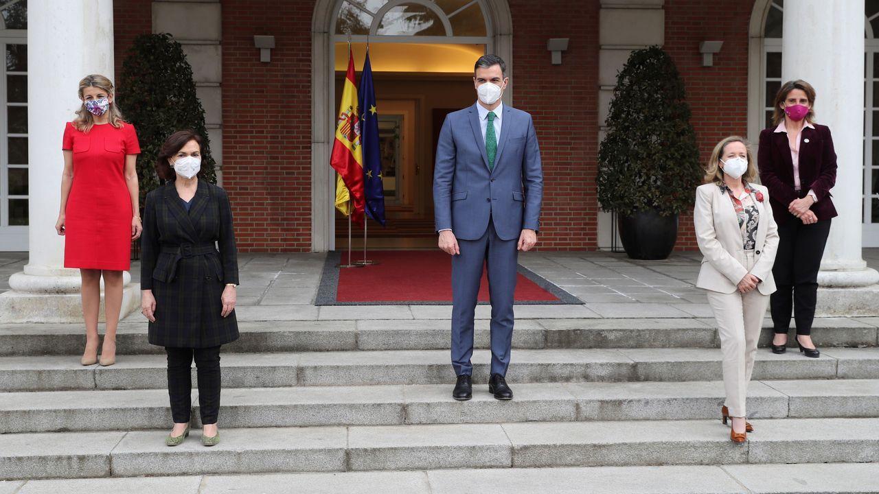 Iglesias, en el vídeo que publicó tras dejar el Gobierno
