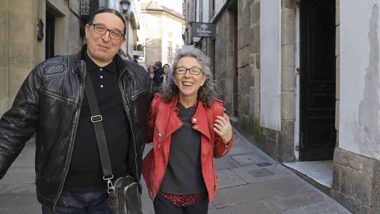 Vetusta Racing Santander Carlos Tartiere.Ana Valles fundó en 1986 junto a Baltasar Patiño la compañía Matarile Teatro en Santiago