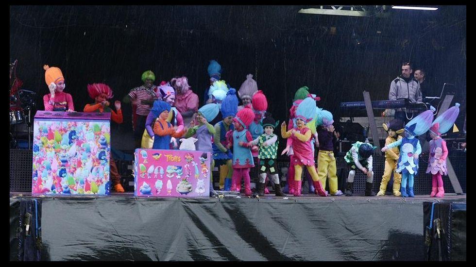 Carnaval en O Pino