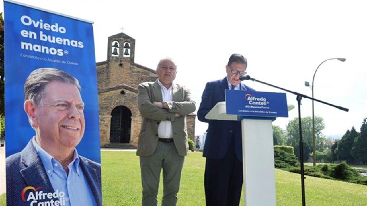 Cine de oscar, gratis en Oviedo.Alfredo Canteli en San Julián de los Prados