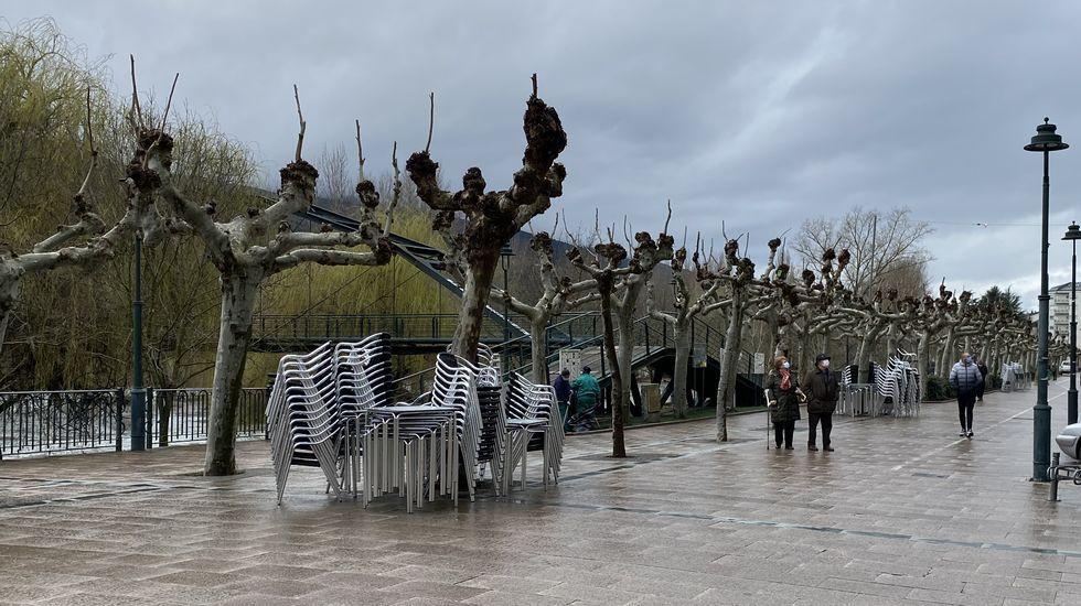 El Calvo Xiria-Carnes do Ribeiro, en imágenes.La hostelería podrá reabrir sus puertas el viernes