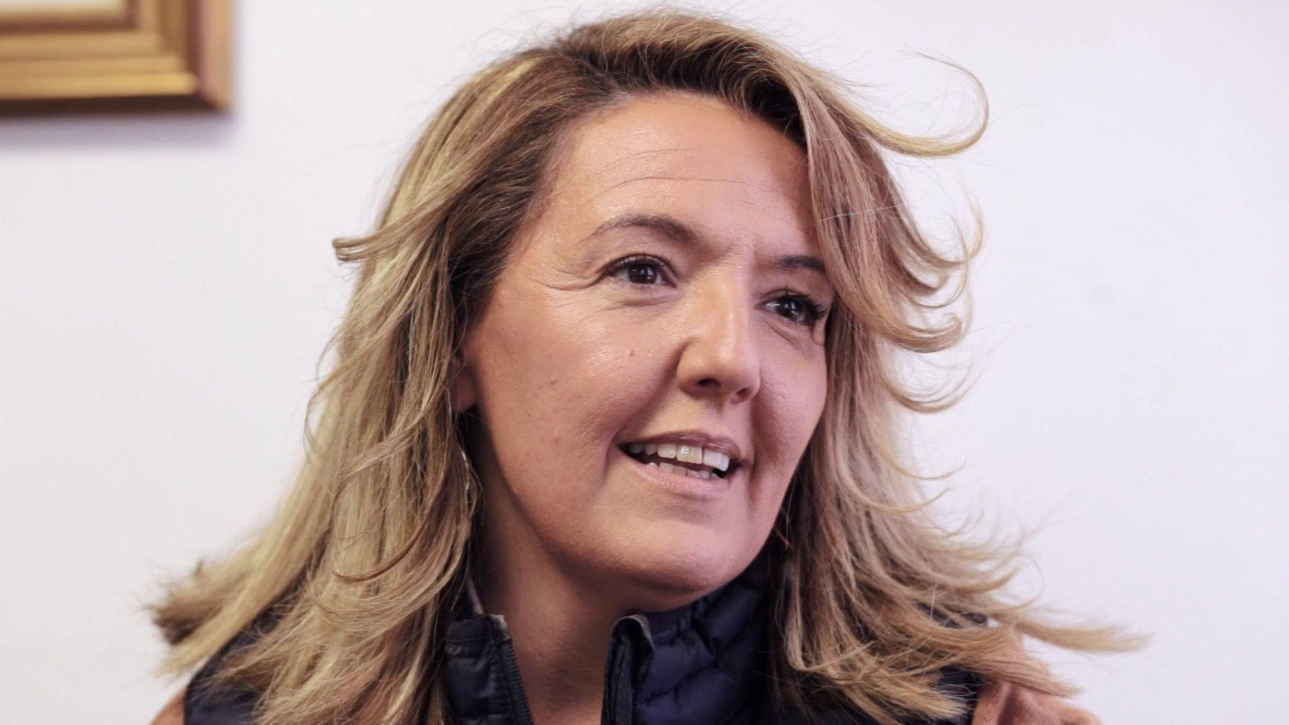 Mensajes institucional del Día de Asturias.Teresa Mallada