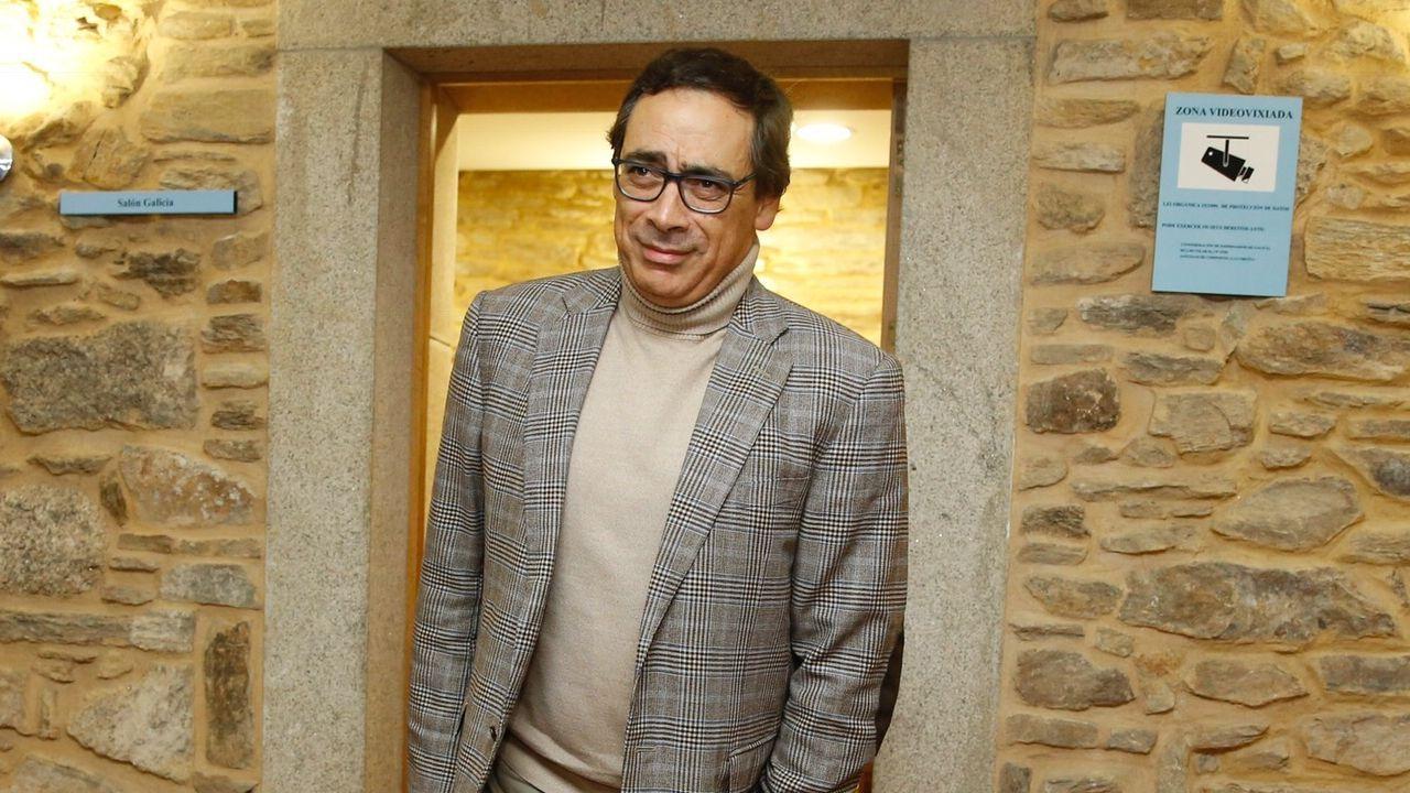 Francisco Reynés, en una imagen de archivo