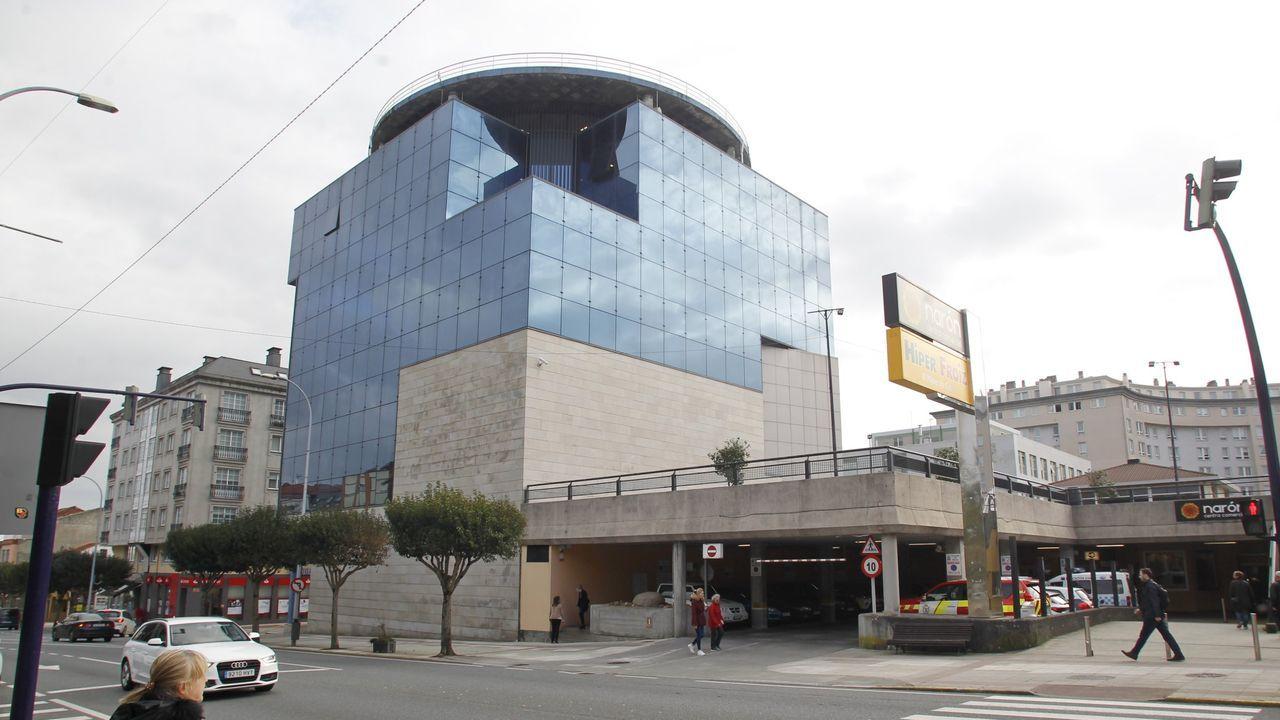 Reapertura de la lonja del Concello de Vigo tras el covid-19.Los concellos buscan socorristas para la apertura de sus piscinas este verano