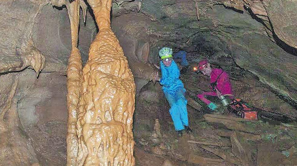 Instantáneas asturianas de hace 65.000 años.Pablo Hernando