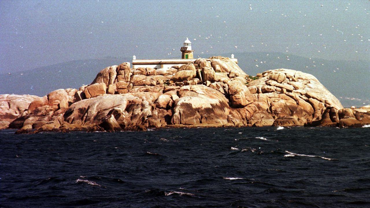 El faro en 1999