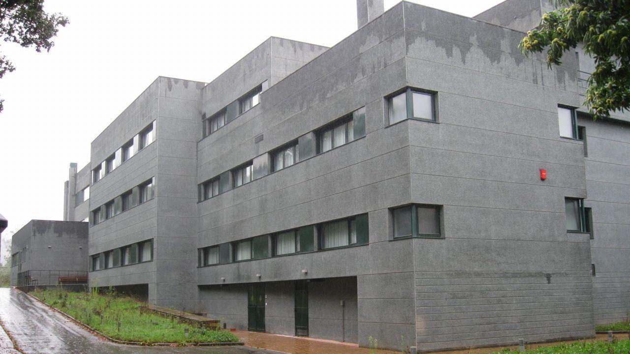 Residencia de mayores de Castro de Rei