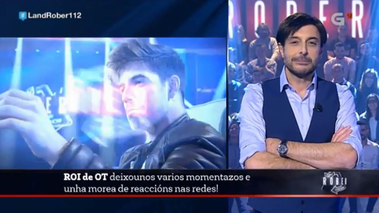 Así comienza «La noche de Rober», el nuevo programa de Roberto Vilar en Antena 3
