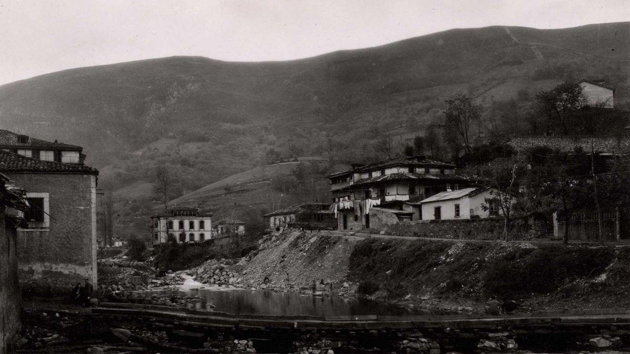 Infiesto, 1937