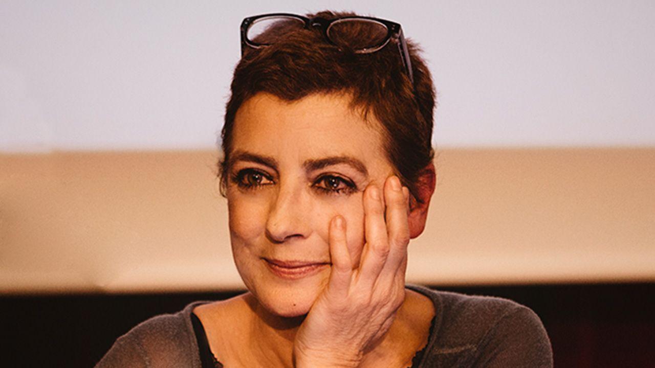 La escritora gijonesa Ángeles Caso