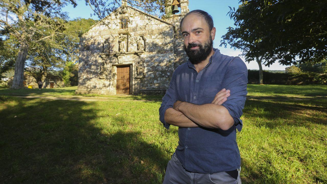 Íñigo Mouzo é historiador de arte