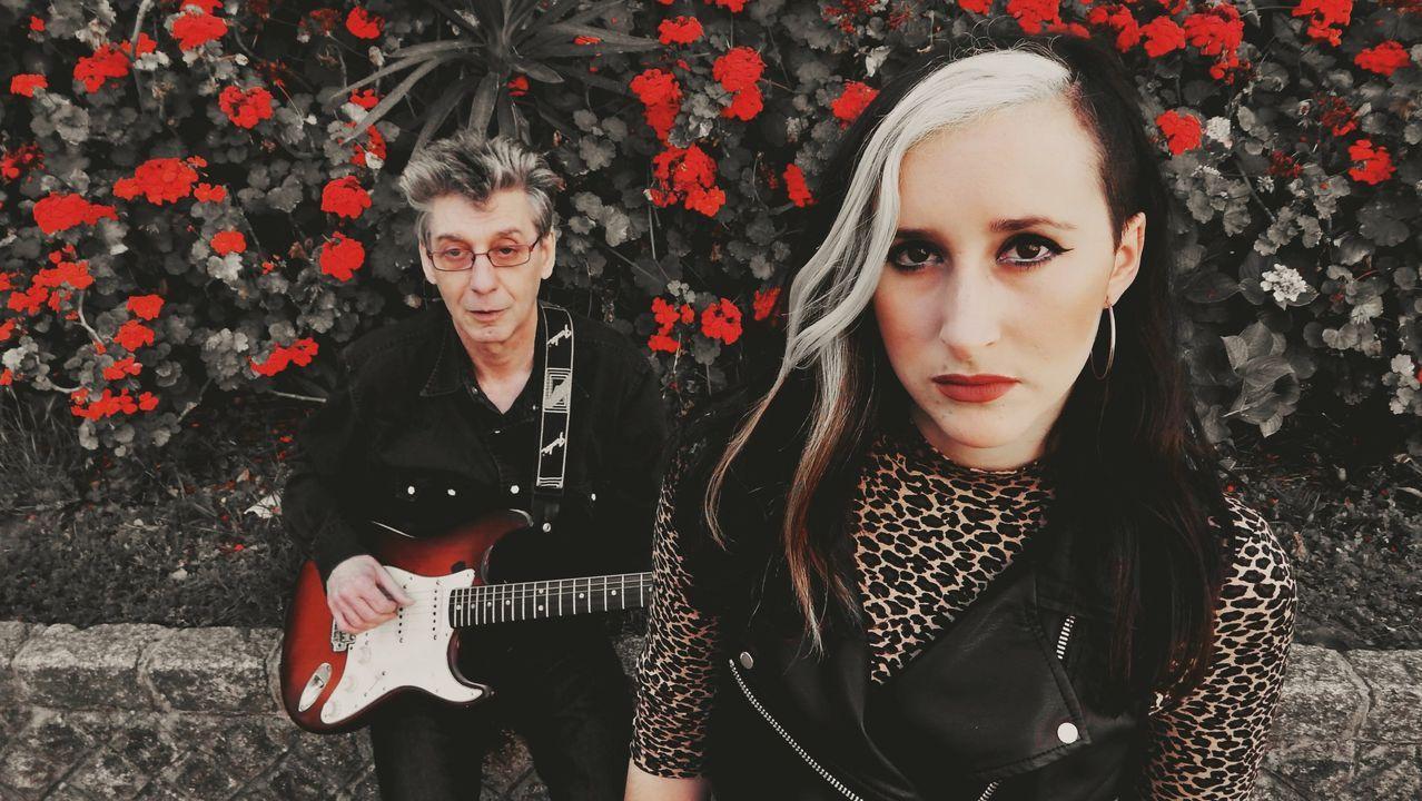 Hlda Rock y Álvaro Lamas ofrecen un concierto este sábado en La Room
