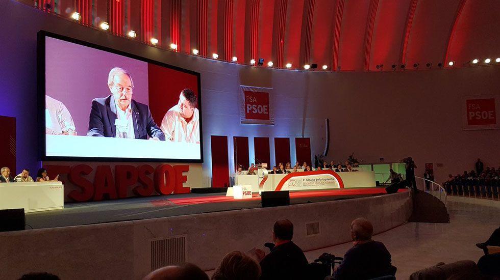 El alcalde de Oviedo, Wenceslao López, preside el Congreso de la FSA