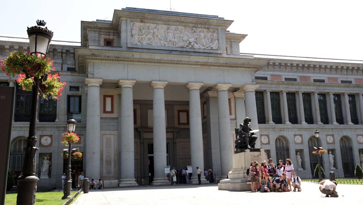 EN DIRECTO | La Comunidad de Madrid se prepara ante la amenaza del coronavirus.El Museo del Prado es uno de los más visitados de Madrid