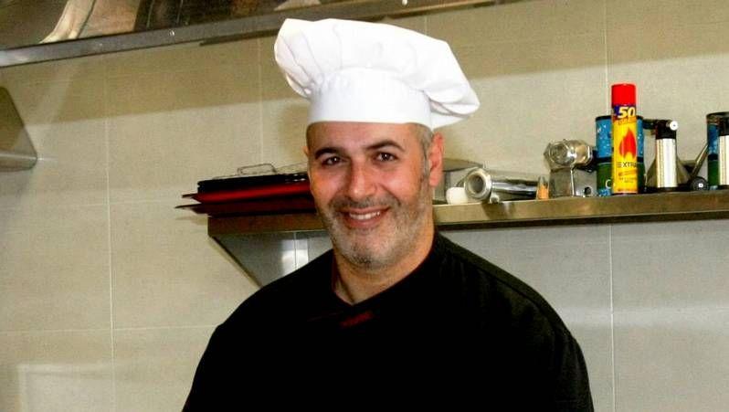 Vista de la cocina del restaurante Can Fabes de Sant Celoni, que cerrará sus puertas el próximo 31 de agosto.